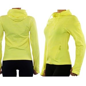 de689505d581c Hoodie with long sleeves and pockets Yellow